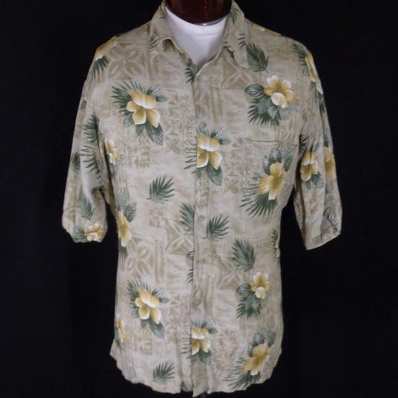 3e3f82eb Campia Moda Shirts | Vintage Rayon Floral Hawaiian Shirt Xl | Poshmark